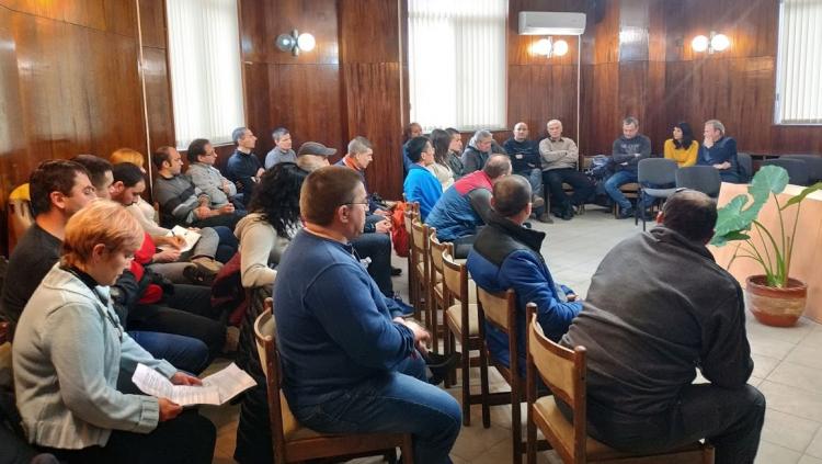 Проведе се среща на туристически организации от обл. Пловдив